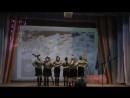 Танец учителей Батыревской СОШ №2 На солнечной поляночке