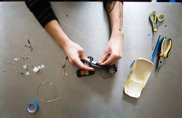 Как сделать сантиметр своими руками