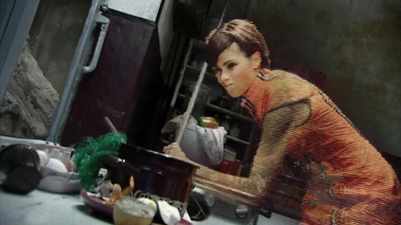 Ийон Тихий: космический пилот - серия 4, сезон 1. Футурологический конгресс