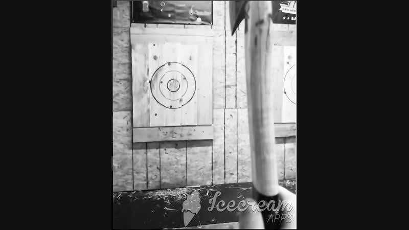 5 axes 1 bullseye = success