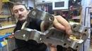 Очередная дефектовка мотора Rotax от BMW F650CS Песочек в масле