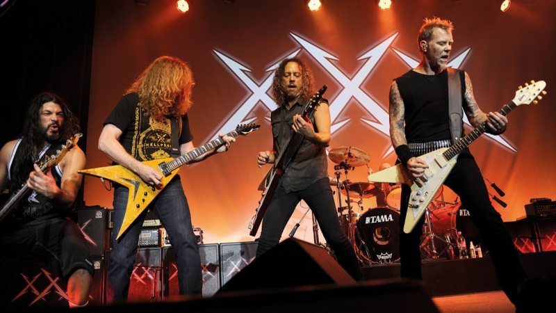 "Metallica Motorhead - Lemmy Kilmister ""Too Late Too Late"" (Live in Nashville, 2009)"