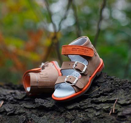 Детская послеоперационная обувь