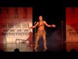 Nadia Nikishenko Amazonian Girl Germany 2012
