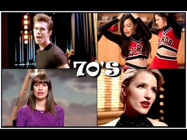 Best 70's Songs By Glee (All Seasons)