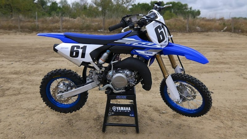 2018 Yamaha YZ65 - Dirt Bike Magazine