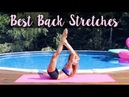 5 Best Stretches for Back Flexibility