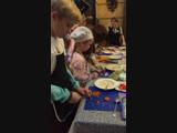 Детский кулинарный мастер-класс