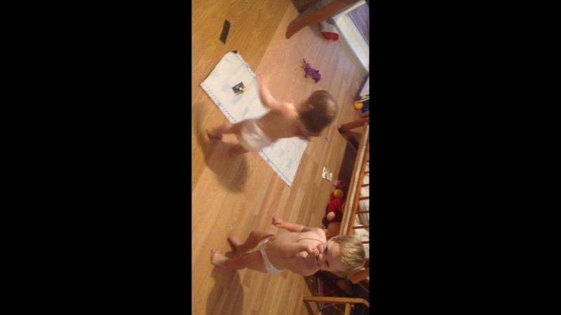 Джига Дрыга - есть такой танец 😂