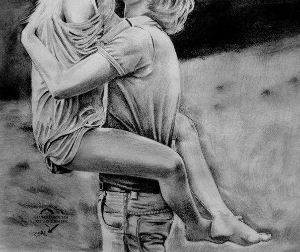 А бывают моменты, когда не нужны слова, когда рядом тот самый, с которым просто дышишь.