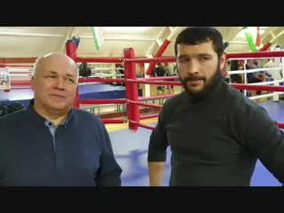 Константин Осипов & Артур Акавов special for ЯмбургМедиа и Наш Боксерский Петербург