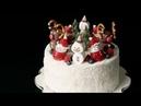 【みんな集まれ〜!】クリスマススノーケーキ