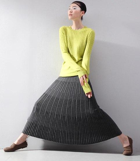 Старая юбка на новый лад.