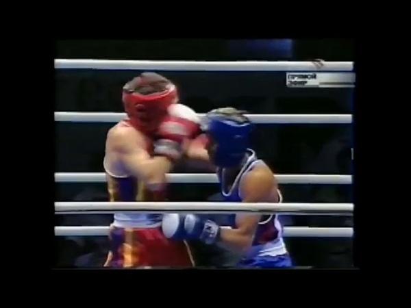 Казахстан Сборная Африки Командный Кубок Мира по боксу 2005