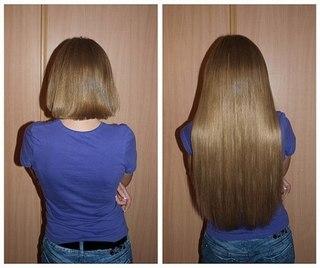 В атырау наращивание волос