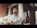 Я решил спеть песню о любимом певце на балконе привет