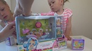 Распаковка Twozies 2 seasons toy review видео для детей unboxing игрушки