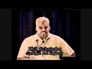 PHILIP SCHNEIDER - UNDERGROUND ALIEN BASES (FULL VERSION)