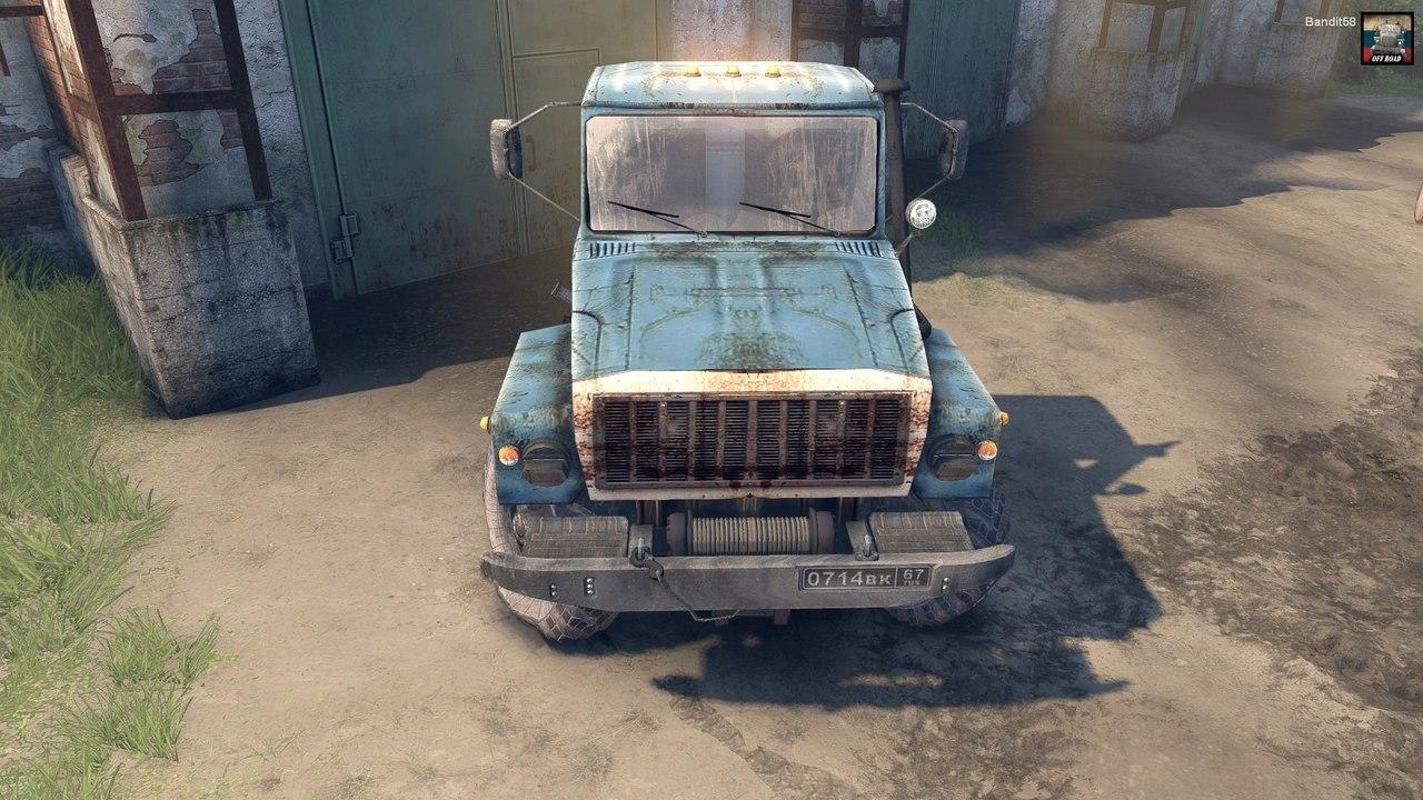 ГАЗ 3308 для SpinTires  TAnQ55w9yOc