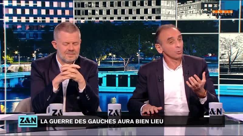 Zemmour et Naulleau 24 Avril 2019 HD Spéciale Crise de Nerfs