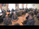 В Донецке воинам-интернационалистам вручили «Знаки почета», грамоты и благодарности