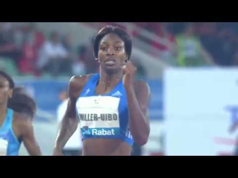 Womens 400m Diamond League Rabat 2017 English Commentary