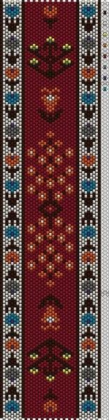 браслеты схемы (10 фото) - картинка