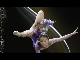 """Маленькая монголка Б.Марал в очередной покорила зрителей своим талантом в знаменитом американском телешоу """" Little Big Shots"""""""