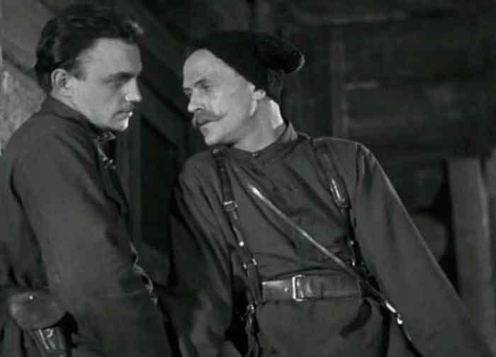 Чапаев и Фурманов