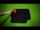 Инновационные автоковрики из Eva полимера