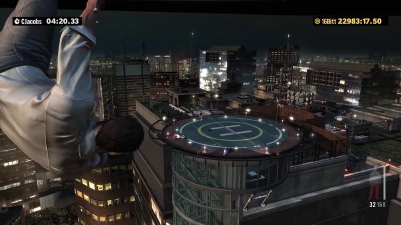 Max Payne 3 Speedrun FORMER WR (53m 8s) (NYM Hardcore)