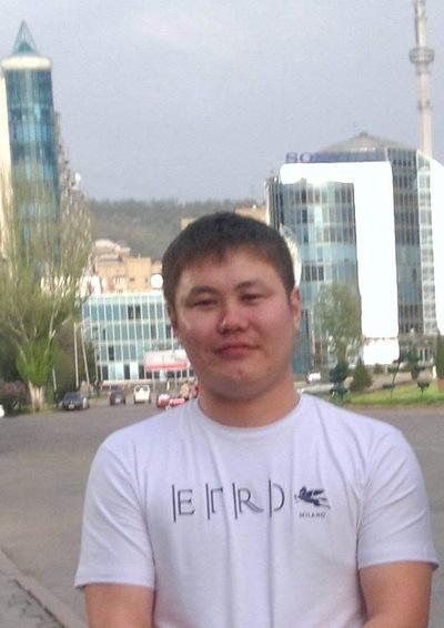 Манарбек Еленбаев, 14 октября 1987, Киреевск, id186844150