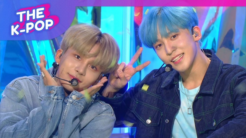 ATEEZ, WAVE [THE SHOW 190618]