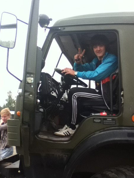 Danila zakharov updated his profile picture