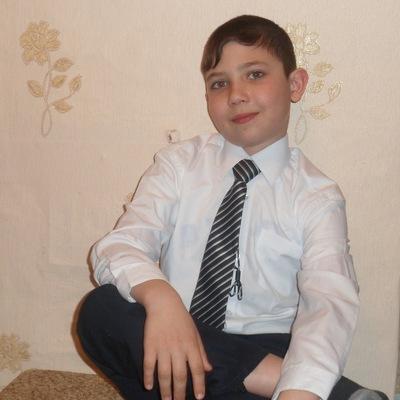 Дмитрий Новиков, 13 апреля 1998, Ульяново, id196747798