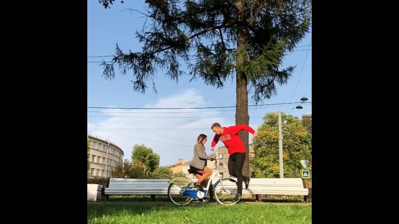 Меня сбил велосипедист by Kirya🔥