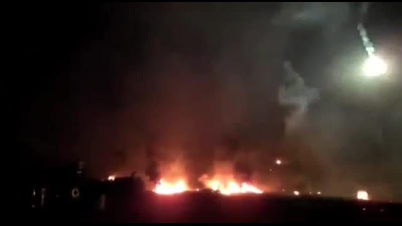 Мощная атака Талибана на авиабазу Шорабак в Гельманде. Март 2019-го.