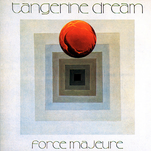 Tangerine Dream альбом Force Majeure (Remastered)