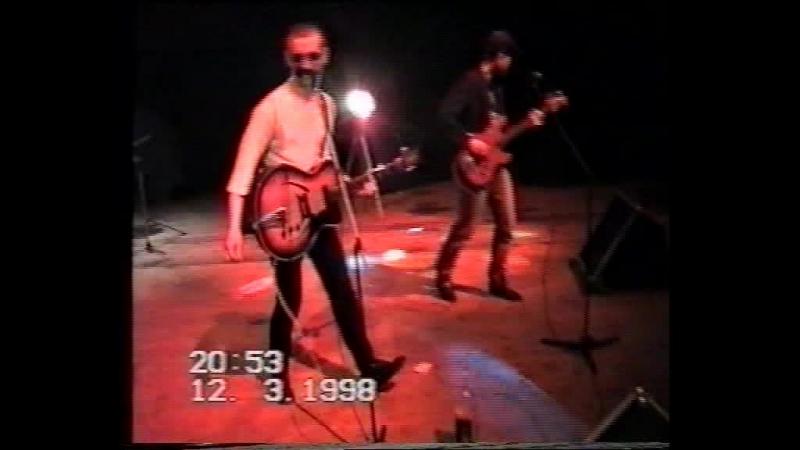 Деревобэнд-Рок-фестиваль в ДК БеЛТАСМ-1998