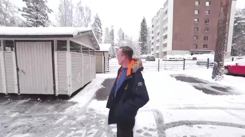 НИЩАЯ ЕВРОПА. СПАЛЬНЫЕ РАЙОНЫ ФИНЛЯНДИИ