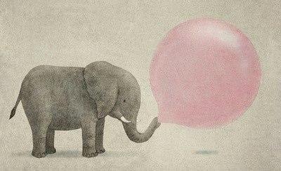 Однажды проходя мимо слонов в зоопарке, я вдруг остановился, удивленный тем, что такие огромные создания, как слоны, держались в зоопарке привязанные тоненькой веревкой к их передней ноге. Ни цепей, ни клетки. Было очевидно, что слоны могут легко освободиться от веревки, которой они привязаны, но по какой-то причине, они этого не делают. Я подошел к дрессировщику и спросил его, почему такие величественные и прекрасные животные просто стоят и не делают попытки освободиться. Он ответил:…