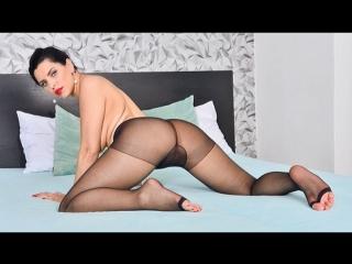 Kira Queen [PornMir, ПОРНО, new Porn, HD 1080, Solo, Pantyhose, High Heels]