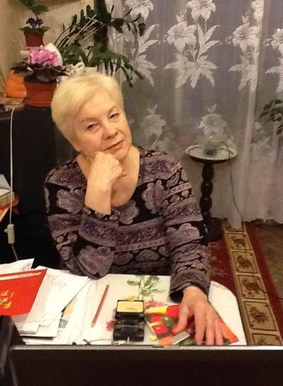 Валентина Шведова
