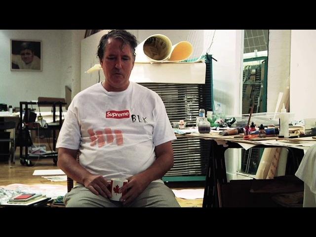 Video Premiere: SUPREME x RAYMOND PETTIBON