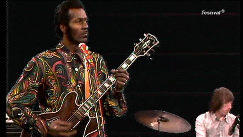 Chuck Berry - Memphis Tennessee '1 (at Bremen Beat Club (short vers.)'72)