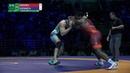 Round 2 FS - 97 kg: K. GADSON (USA) v. A. GOODARZI (IRI)