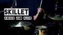 Skillet Awake and Alive Drum cover 2018 by Ales Sobol