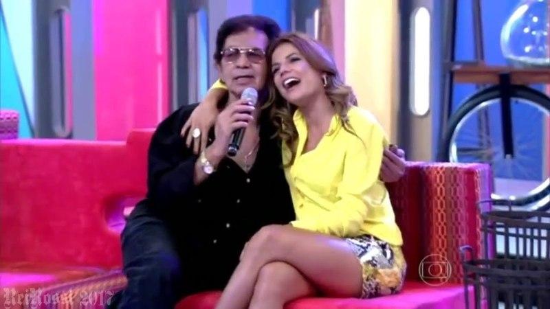 Reginaldo Rossi - Garçom Dama de Vermelho (TV Globo) Som DTS Stereo HD