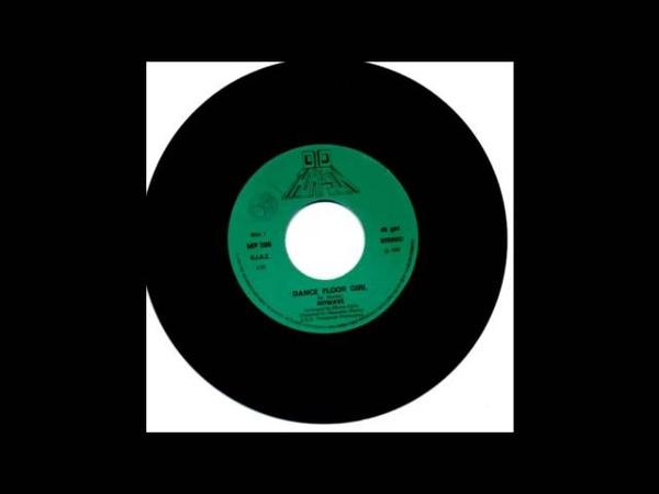 J F Hitwave Dance Floor Girl 1985 Italo Disco Collection
