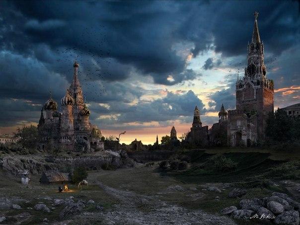 Москва после конца света